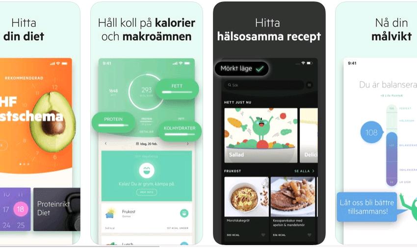 Lifesum appar.se
