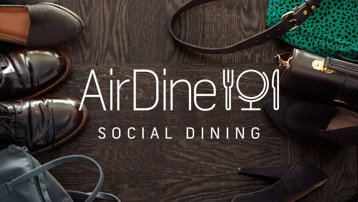 Bjud hem till middag med AirDine