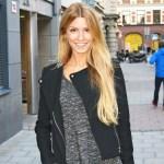 Livsstilsbloggaren Linn Herbertsson, nu delägare i modeappen Poplin!