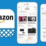 Amazon appen låter dig handla produkter från hela världen