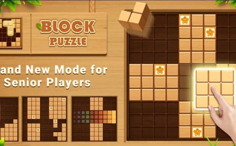 Wood Block Puzzel