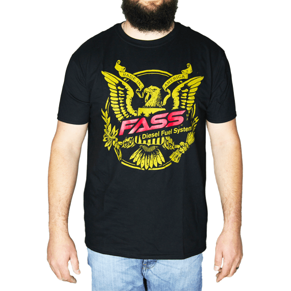 Fass Diesel Fuel Systems Made in America Tee