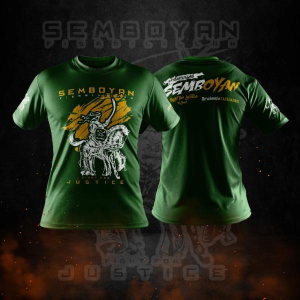 Semboyan Jihad Green
