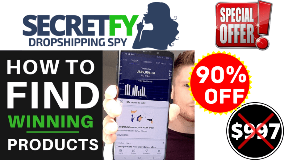 Secretfy Coupon Code 2020-Get secretfy 90% OFF For Limited Time