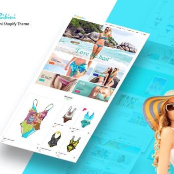 Best Bikini Beach - Lingerie, Bikini Shopify Theme Cheap Price