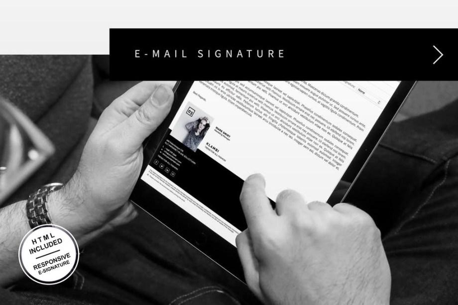 Best E-Mail Signature Cheap Price
