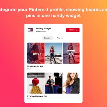 Best WordPress Pinterest Feed Plugin Cheap Price