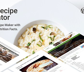 Total Recipe Generator for WPBakery Page Builder Best Plugin Cheap Price with License