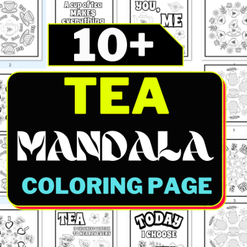 Best 10+ Tea Time Mandala Cheap Price 2021