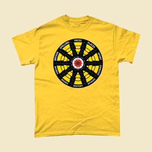Bullseye Question Board T Shirt