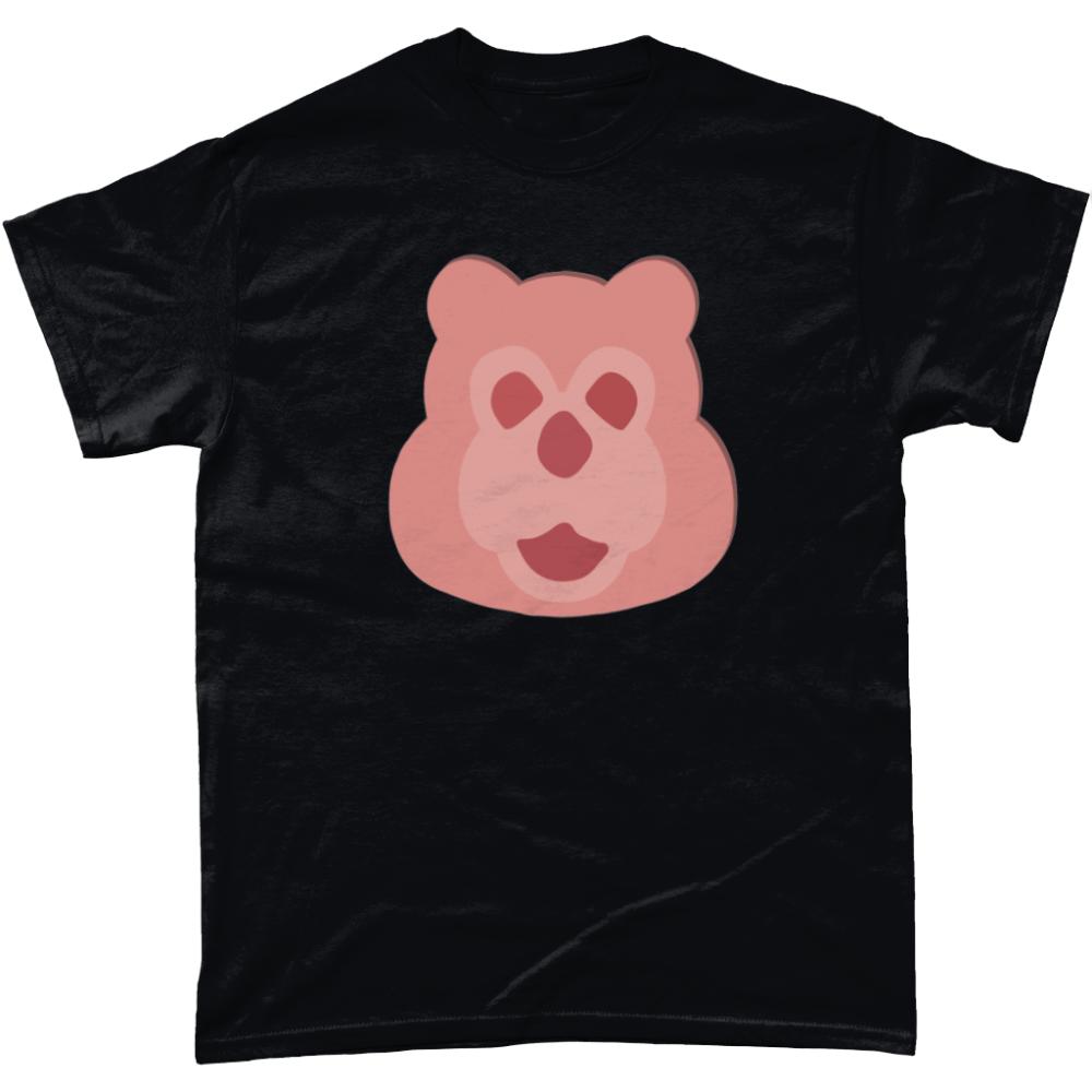 Billy Bear Ham T Shirt Black