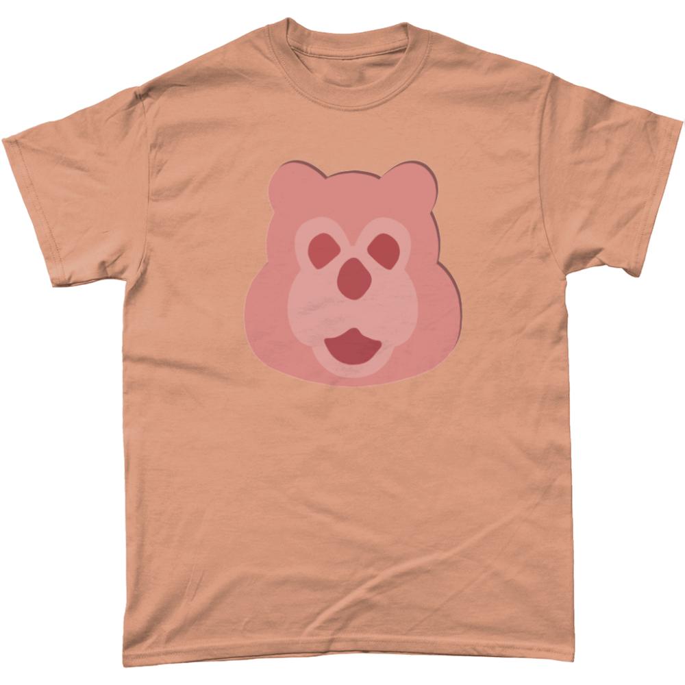 Billy Bear Ham T Shirt Old Gold