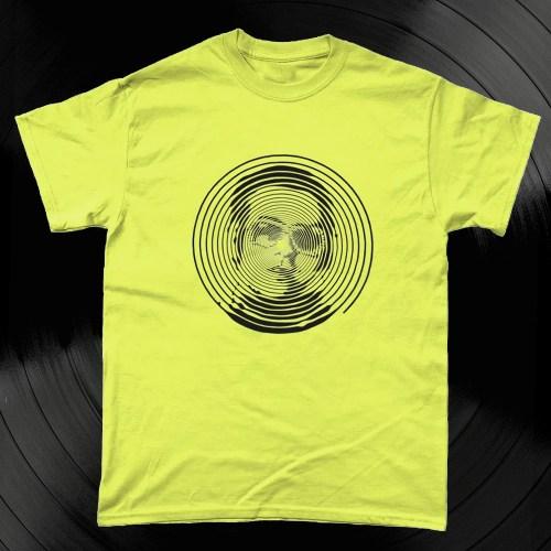 Elton John Vinyl Record T Shirt