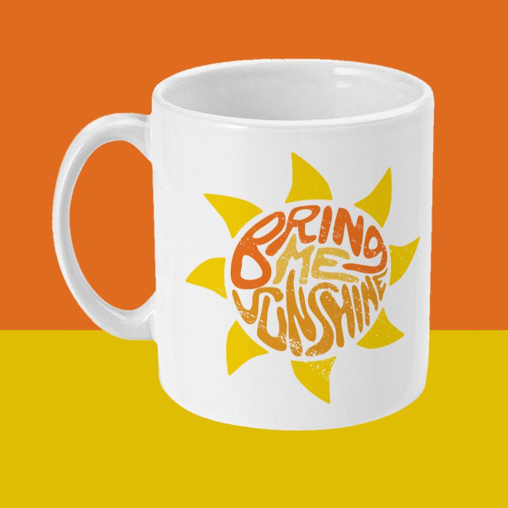 Bring Me Sunshine Morecambe and Wise Comedy Mug
