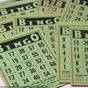 Health Benefits of Playing Online Bingo