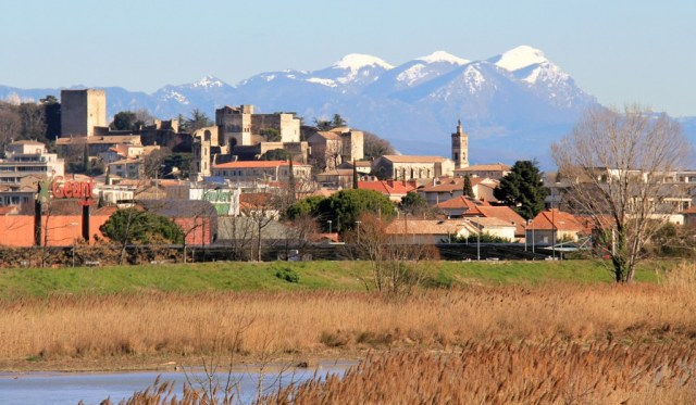 130214 - montélimar château et montagnes