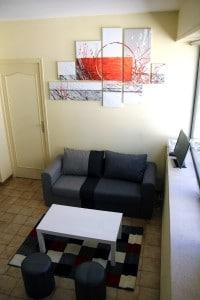 141115 - appart hotel ventoux montélimar vue sur le Salon entier