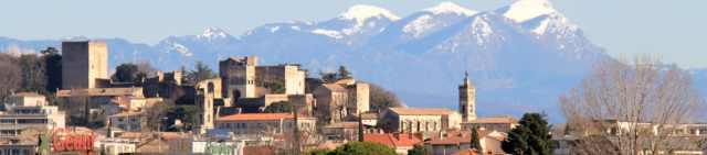 Drome provençale paysages