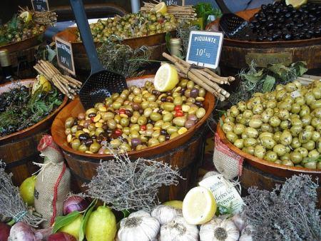 marché drome provence