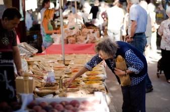 marché provence