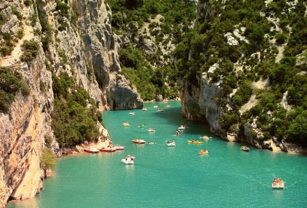 tourisme Gorges de l'Ardèche