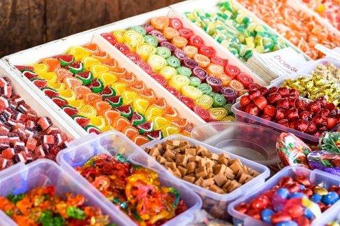 Les bonbons français