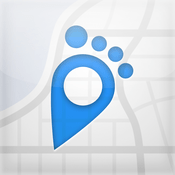 Footpath Route Planner for iPhone – Plan and share your exercise route before you head out