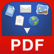 PDF Converter for iPhone and iPad – Make a PDF from any document or webpage