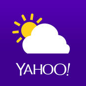 Yahoo Weather – A refreshing look at your current conditions