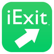 iExit Interstate Exit Guide – Never miss your Exit on iPhone
