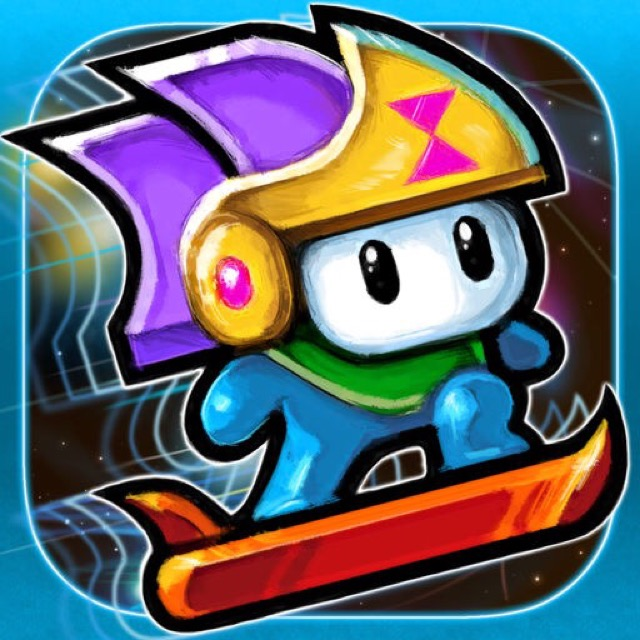 Freebie Alert! Was $0.99, Now Free! Time Surfer – Endless Arcade Magic for iPhone and iPad