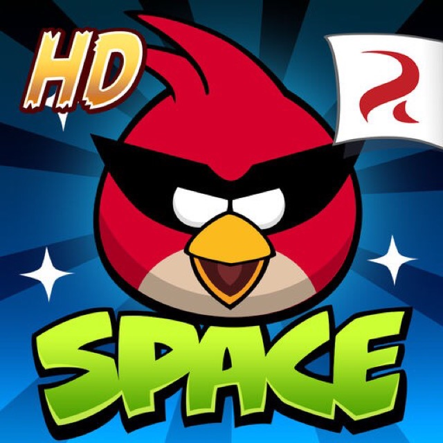 Freebie Alert! Was $2.99, Now Free! Angry Birds Space HD for iPhone