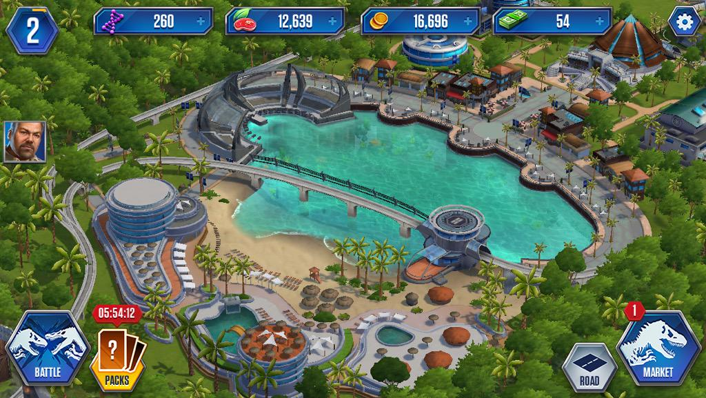 jurassic world for ios and android  cheats and tricks