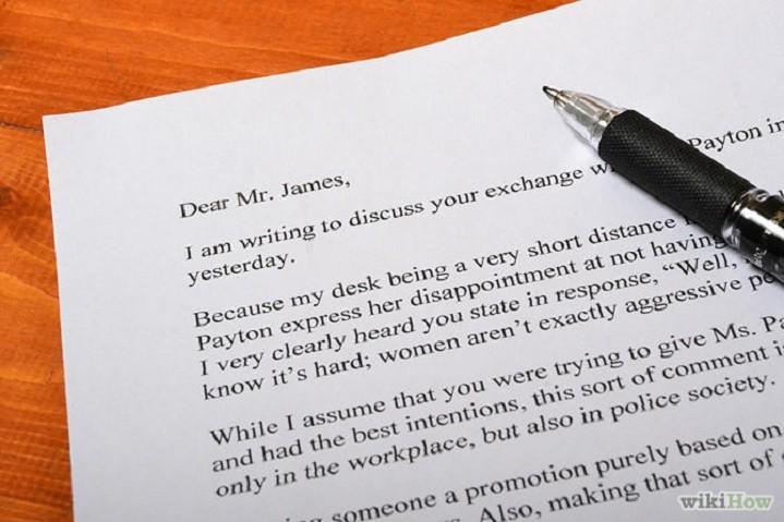 Inglese Come Scrivere Una Letterascrivere Una Lettera Informale