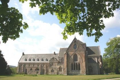 Pluscarden Abbey