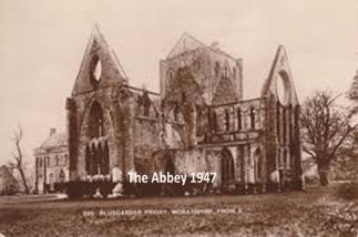 Pluscarden Abbey 1947