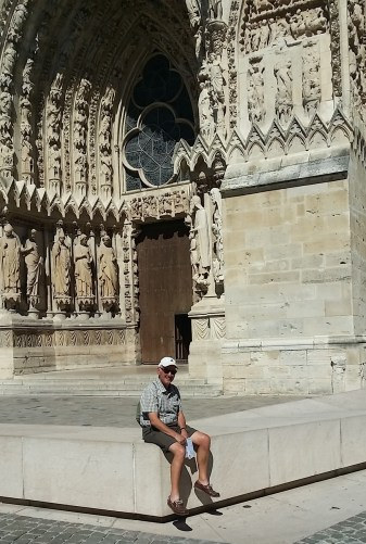 Cathedral of Notre-Dame in Reims