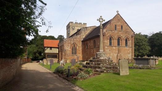 St John the Baptist Church, Berkswell