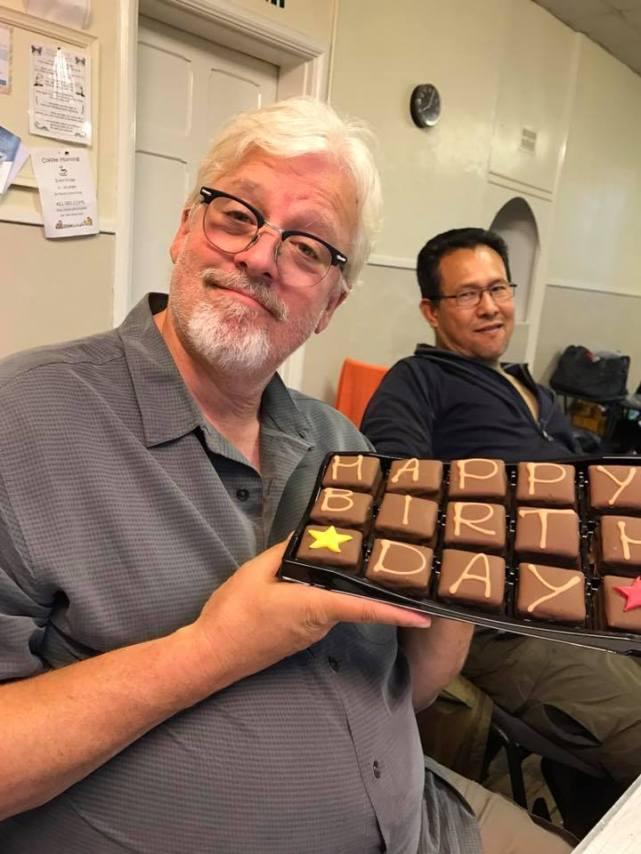 Happy Birthday Professor Phil!