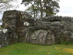 Ardchattan Priory Ruins