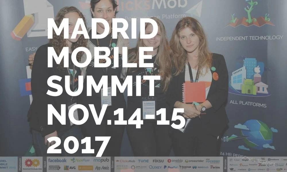 Madrid Mobile Summit 2017