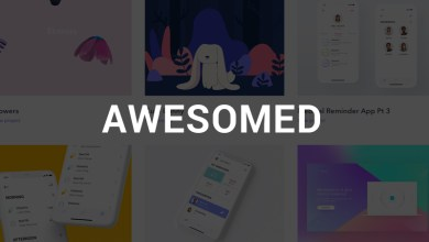 Awesomed App Design Agency