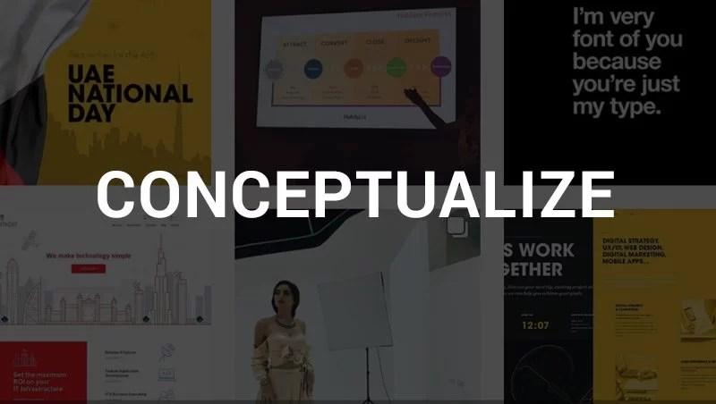 Conceptualize App Design Agency Dubai