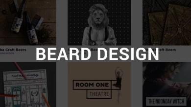 beard design app design agency india