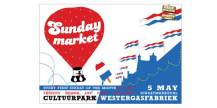 Sundaymarket, elke eerste zondag van de maand in Amsterdam