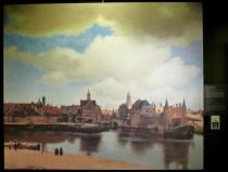 Zicht op Delft - Johannes Vermeer