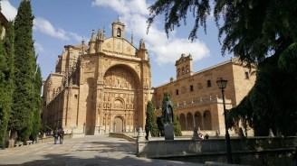 Het klooster van San Sebastian.