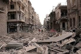 Fulvio Scaglione: tra le macerie di Aleppo. Le verità della guerra in Siria