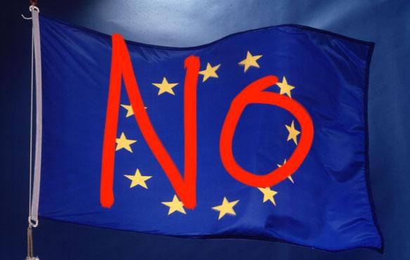 Perché NO all'idea di Europa
