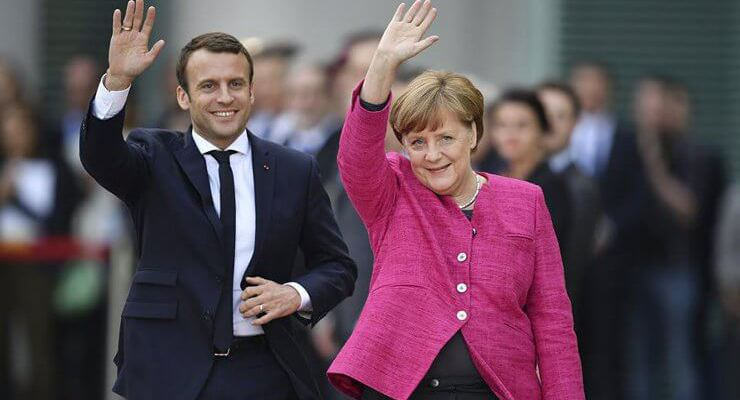 Le proposte irricevibili della Merkel e di Macron